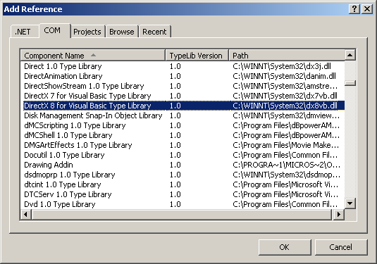Sound Replay in Visual Basic