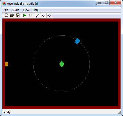 Audio3D - Virtual Spatial Audio Simulation System